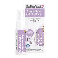 Conception Oral Spray - Witaminy i minerały dla kobiet w sprayu (25 ml) BetterYou