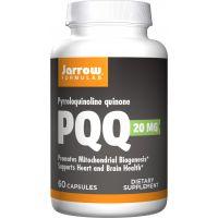 PQQ Pirolochinolinochinon 20 mg (60 kaps.) Jarrow Formulas