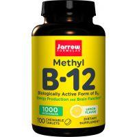 Methyl B12 /metylokobalamina/ 1000 mcg (100 tabl.) Jarrow Formulas