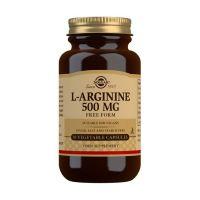 L-Arginina 500 mg (50 kaps.) Solgar