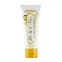 Banana Natural Toothpaste - Naturalna pasta do zębów, bananowa (50 g) Jack N' Jill
