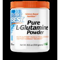 L-Glutamina (300 g) Doctor's Best