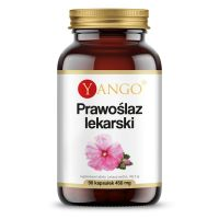 Prawoślaz lekarski 360 mg (90 kaps.) Yango