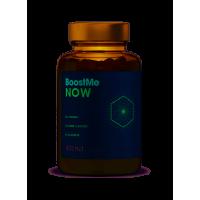 BoostMe NOW - Kofeina + Alpha GPC + Ekstrakty z zielonej herbaty + NALT (60 kaps.) Health Labs