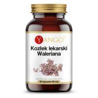 Kozłek lekarski - Waleriana 420 mg (90 kaps.) Yango