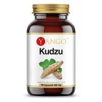 Korzeń Kudzu - ekstrakt 4:1 370 mg (90 kaps.) Yango