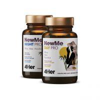 4Her NewMe PRO - Włosy Skóra Paznokcie (2 x 30 kaps.) Health Labs