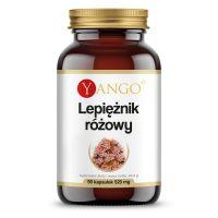 Lepiężnik różowy - ekstrakt 430 mg (90 kaps.) Yango