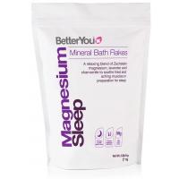 Magnesium Flakes Sleep - Płatki Magnezowe do kąpieli (1 kg) BetterYou