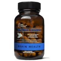 Grzyb Soplówka Jeżowata - Brain Health Hericium Erinaceus 30% (60 kaps.) Boca Botanica