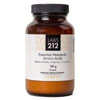 Essential Metabolic Amino Acids - Wsparcie przemian metabolicznych (100 g) Labs212