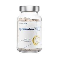Spermidine Life - Spermidyna + Tiamina + Cynk - Płodność dla mężczyzn (60 kaps.) Longevity Labs