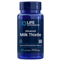 Advanced Milk Thistle -...