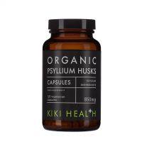 Psyllium Husks - Babka Płesznik 850 mg (120 kaps.) Kiki Health