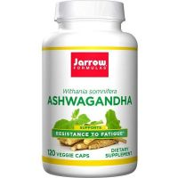 Ashwagandha KSM-66 300 mg ekstrakt (120 kaps.) Jarrow Formulas