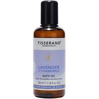 Lavender & Chamomile Bath Oil - Olejek do kąpieli Lawenda + Rumianek (100 ml) Tisserand