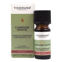 100% Olejek Kamforowy (Camphor White) - Biała Kamfora zbierana etycznie (9 ml) Tisserand