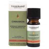 100% Olejek Cynamonowy (Cinnamon) - Cynamonowiec (Cynamon Cejloński) zbierany etycznie (9 ml) Tisserand