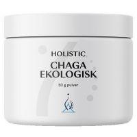 BIO Grzyb Chaga (herbata) - Grzyb Inonotus Obliquus (50 g) Holistic