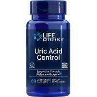 Uric Acid Control - Kontrola Kwasu Moczowego (60 kaps.) Life Extension