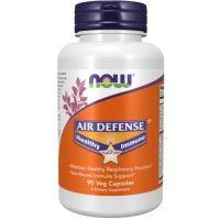 Air Defense - Wzmocnienie układu odpornościowego (90 kaps.) NOW Foods