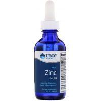 Ionic Zinc - Cynk /siarczan cynku/ 10 mg + Miedź /siarczan miedzi/ 0,4 mg (59 ml) Trace Minerals