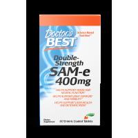 SAMe - S-Adenozylo L-Metionina 400 mg (60 tabl.) Doctor's Best