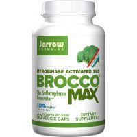 BroccoMax - Sulforafan 17,5 mg z Brokułów (60 kaps.) Jarrow Formulas