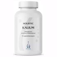 Kalium - Potas 250 mg (90 kaps.) Holistic