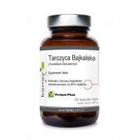 Bajkalina - Tarczyca Bajkalska - 85% Bajkaliny (60 kaps.) Kenay