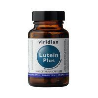 Luteina Plus (30 kap.) Viridian