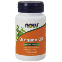 Oregano Oil - Olejek z Oregano (90 kaps.) Now Foods