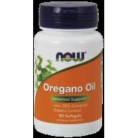 Oregano Oil - Olejek z Oregano (90 kaps.) Now Foods