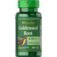 Goldenseal Root - Gorzknik Kanadyjski 470 mg (100 kaps.) Puritan's Pride