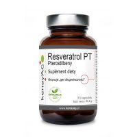 Pterostilbeny - Resweratrol PT  (30 kaps.) Kenay AG