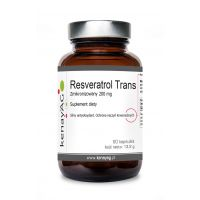 Resveratrol trans zmikronizowany 200 mg (60 kaps.) Kenay AG