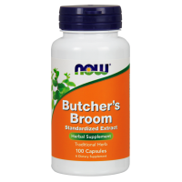 Butcher's broom - Ruszczyk kolczasty (100 kaps.) Now Foods
