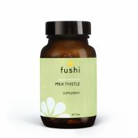 BIO Milk Thistle - Ostropest Plamisty 440 mg (60 kaps.) Fushi