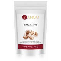Grzyb Shiitake (Shitake) - ekstrakt 40% polisacharydów (100 g) Yango