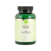 Digesta Cleanse - Babka Jajowata i Witamina C z Bioflawonoidami (200 g) G&G