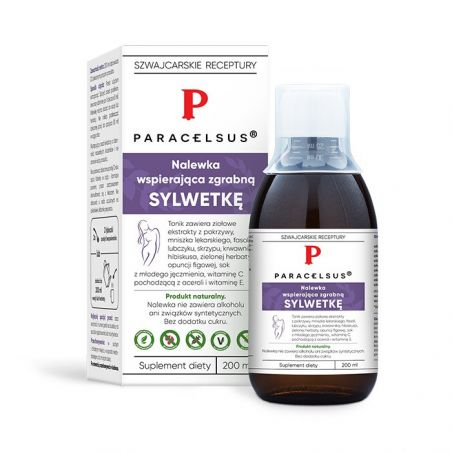 Paracelsus - nalewka Zgrabna Sylwetka (200 ml) Pharmatica