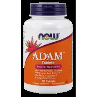 Multiwitamina dla Mężczyzn ADAM (60 tabl.) Now Foods