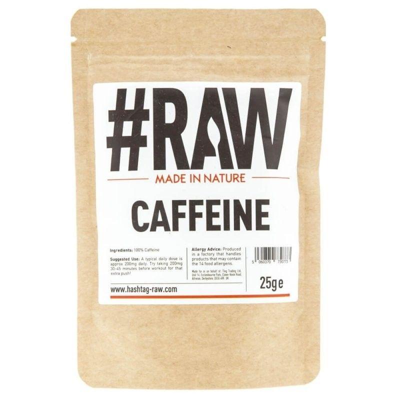 Kofeina - 100% Caffeine (25 g) RAW series