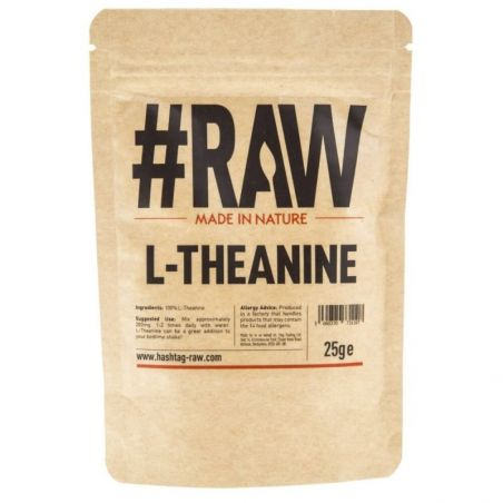 L-Teanina (25 g) RAW series