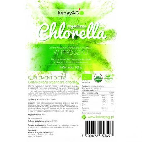 BIO Chlorella (200 g) Kenay AG