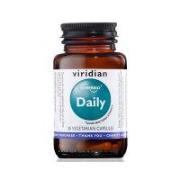 Daily Synbiotic - Synerbio prebiotyk FS2-60 (30 kaps.) Viridian