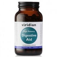 Digestive Aid - Enzymy trawienne (150 kaps.) Viridian