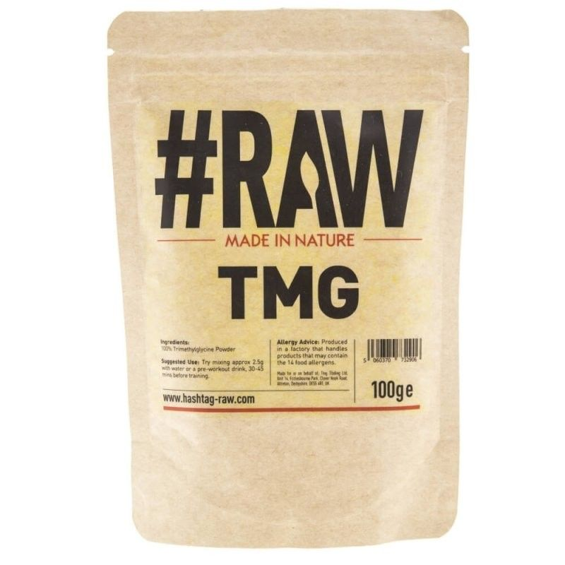 TMG Trimetyloglicyna (100 g) Raw series