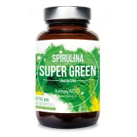 BIO Spirulina - Super Green (40 g) KenayAG