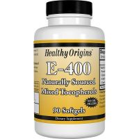 Witamina E-400 (90 kaps.) Healthy Origins